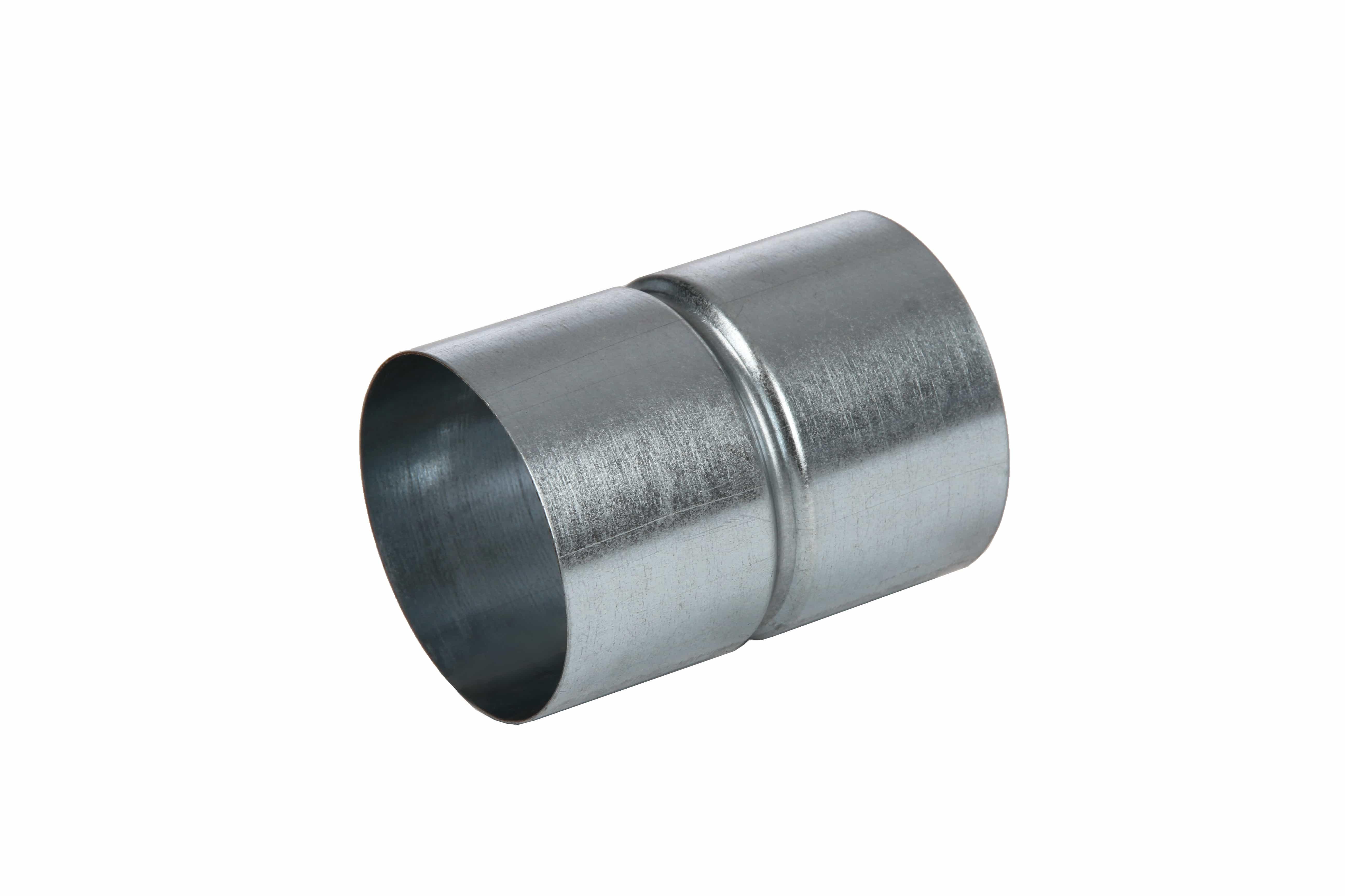 Muffe für Kunststoff-Lüftungsrohr Ø 63 mm