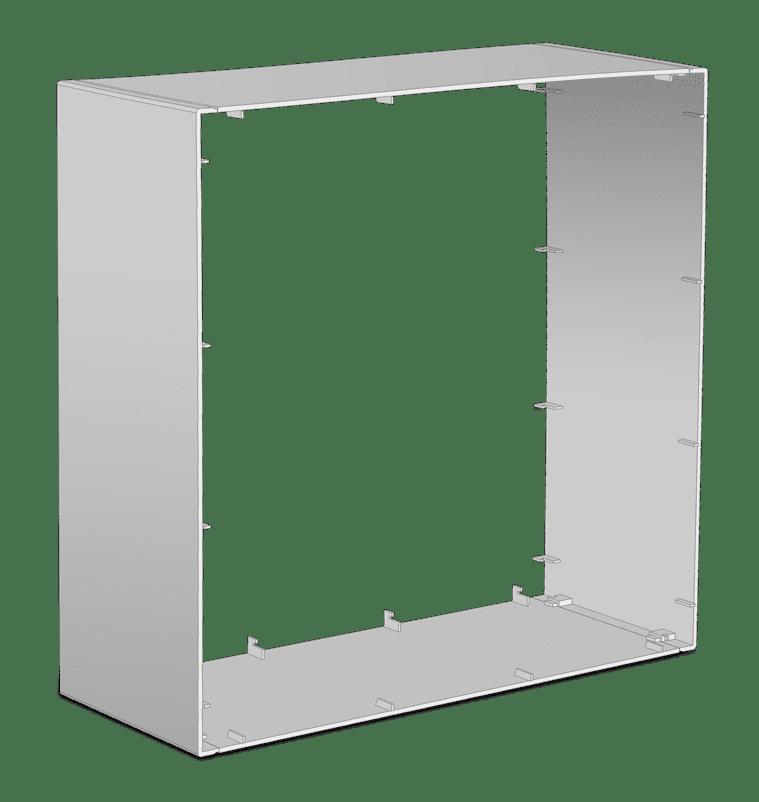 LUNOS 3/NXT-AP Nexxt - Aufputzset
