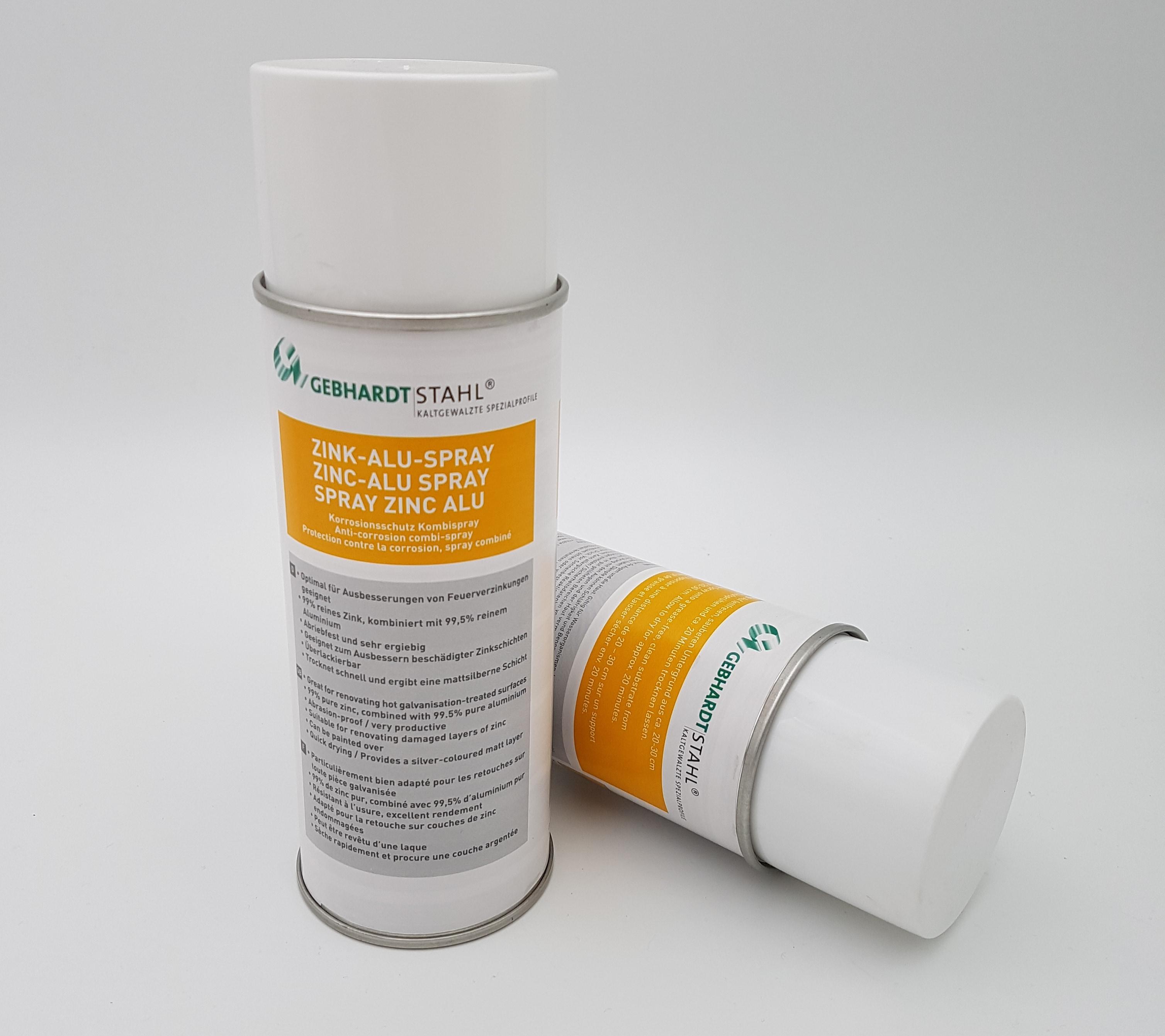 Zink-Alu-Spray Dose 400ml