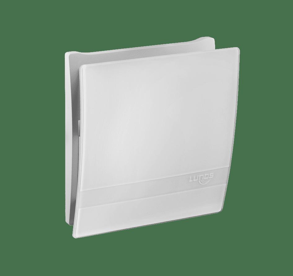 LUNOS 9/IBG Komfort Innenblende Glasdesign