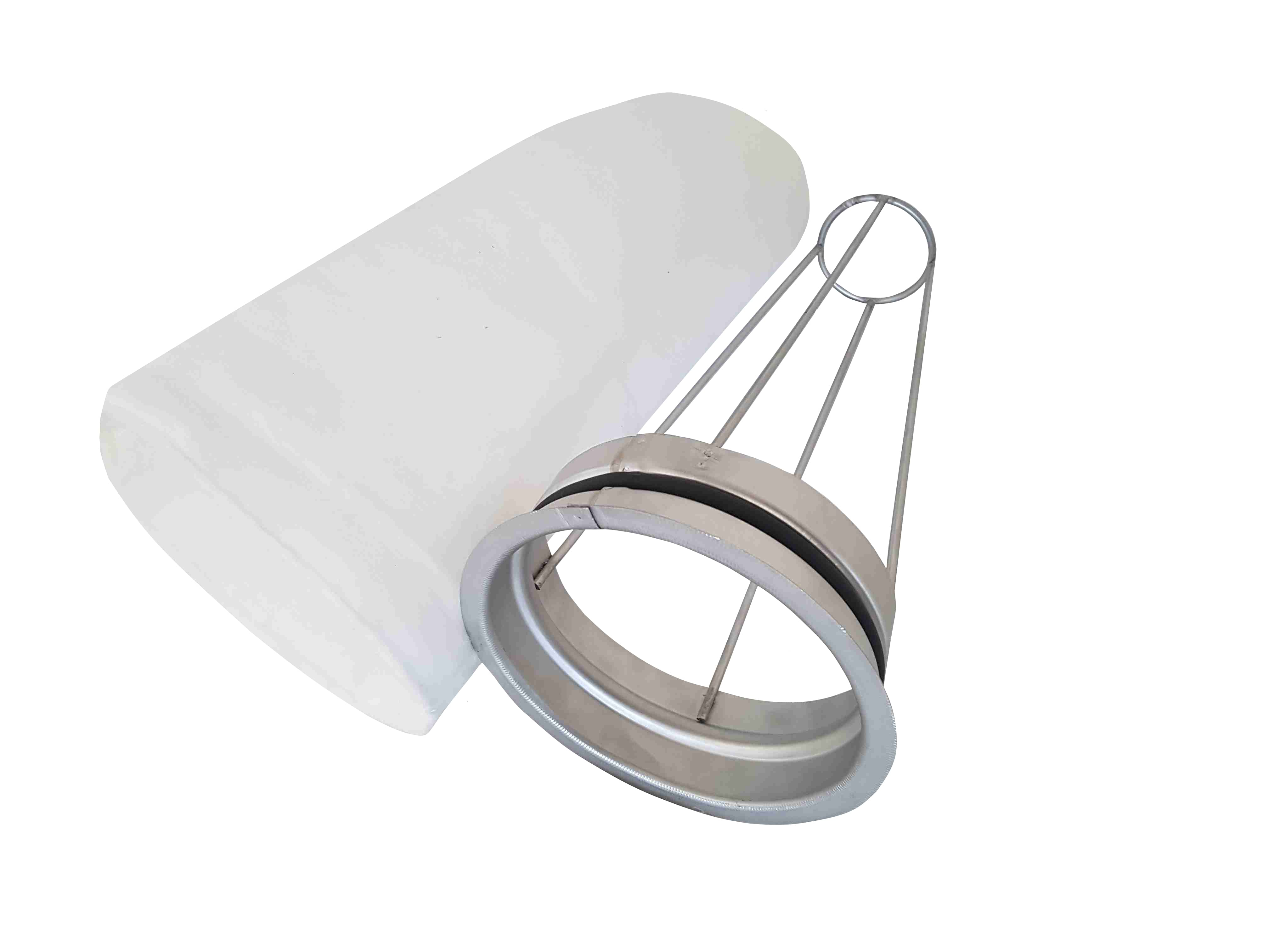 Filterkorb mit Kegelfilter für 2-teiligen Ansaugturm Edelstahl