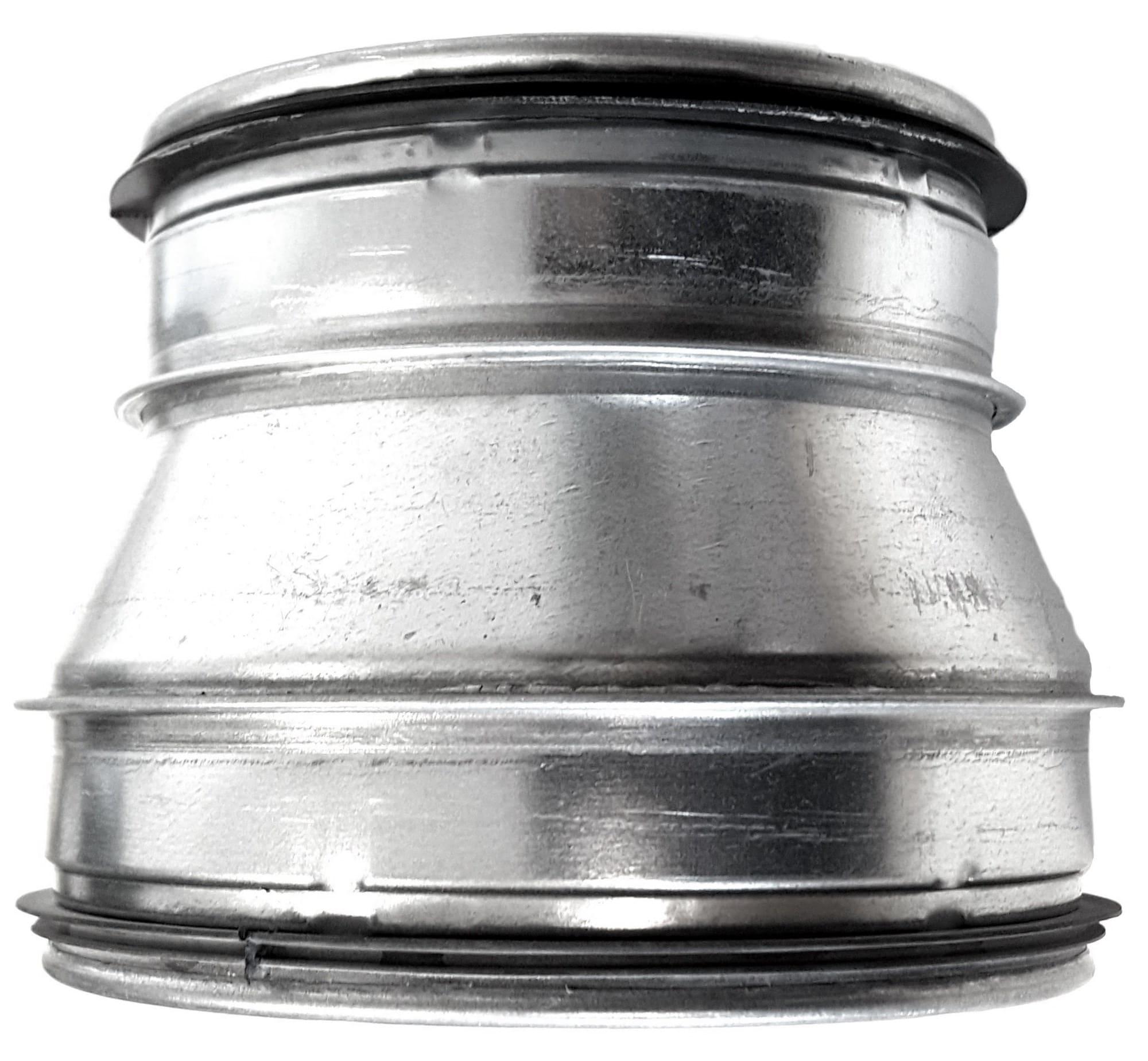 Reduzierung Nippel - Nippel für Wickelfalzrohr