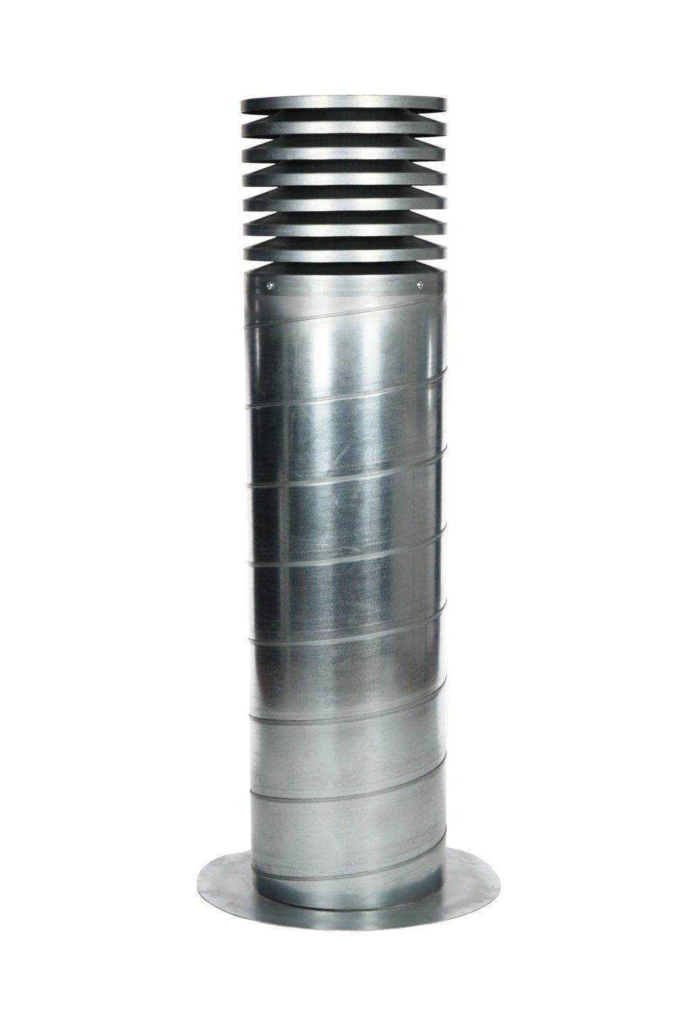 Ansaugturm für Erdwärmetauscher AV160
