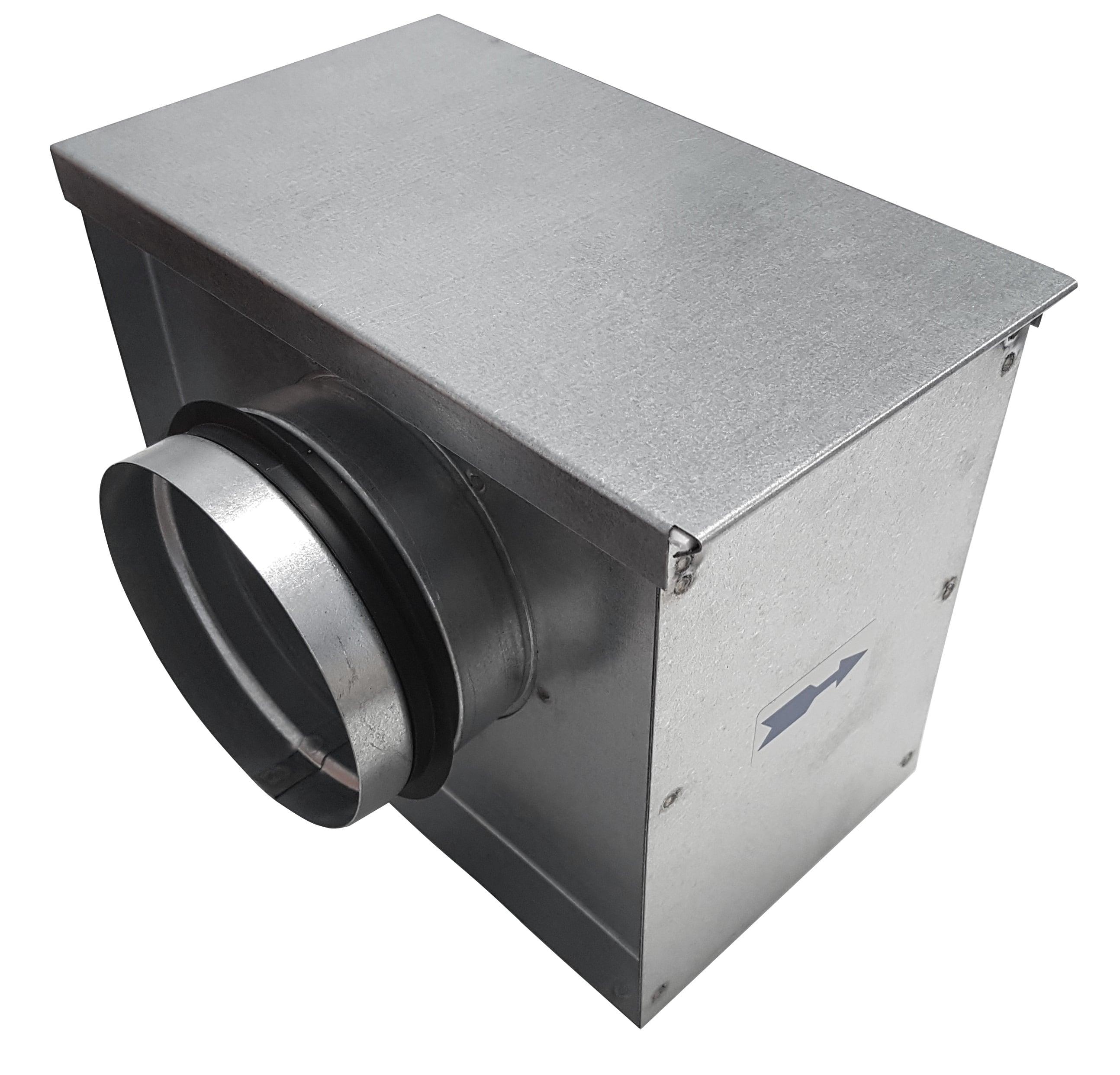 Luftfilter-Box inkl G4 Filter für Zuluft