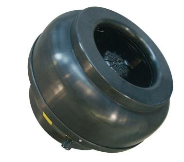 Systemair Rohrventilator RVK-EX 315D4, ATEX
