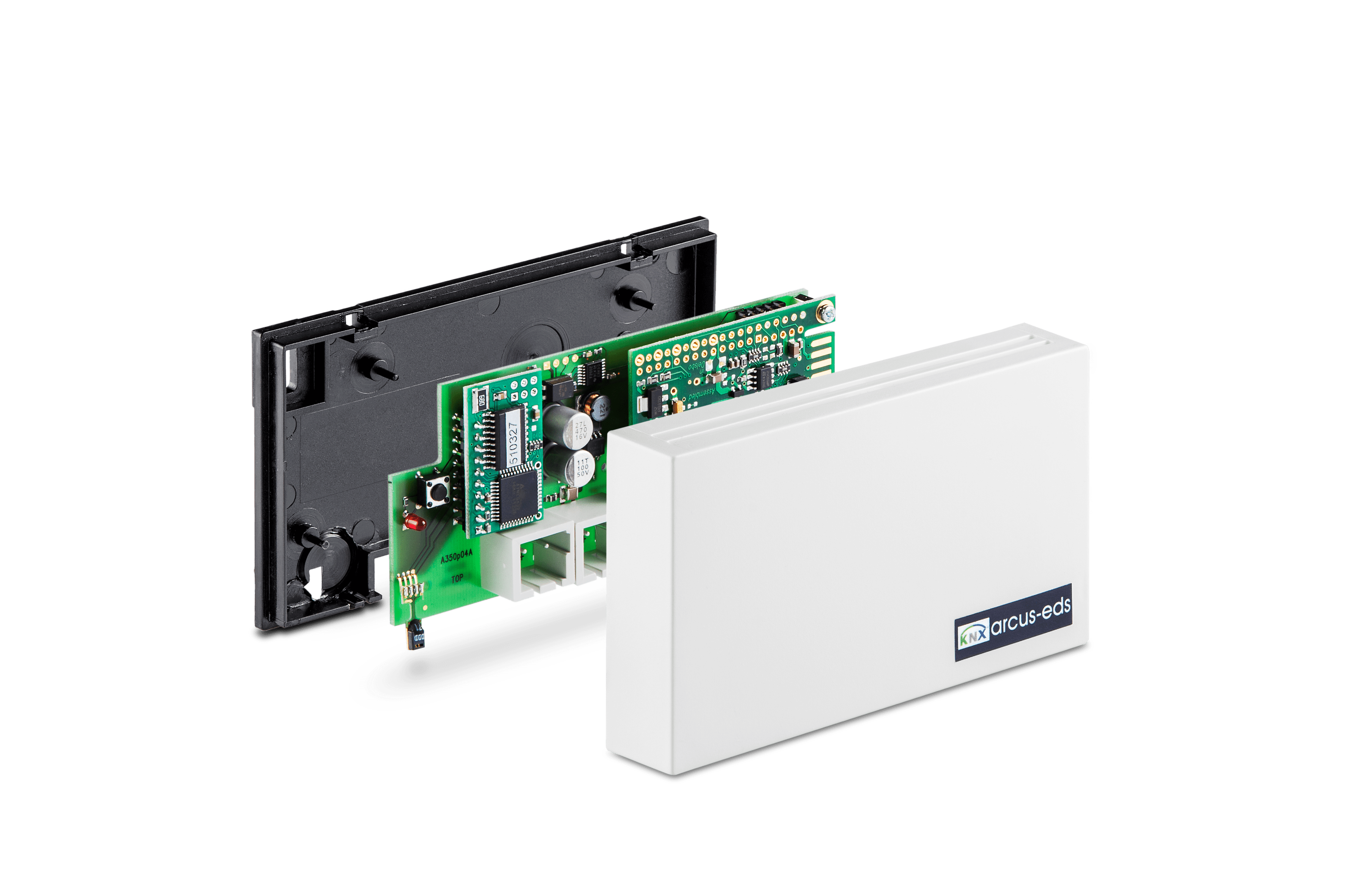 LUNOS KNX Sensor CO2-TF