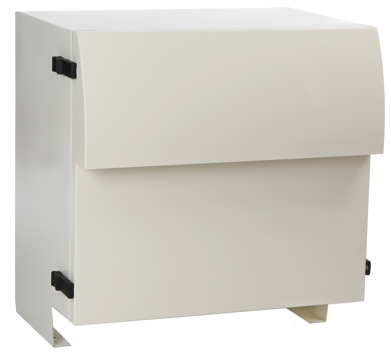 Außenluft Filterkasten für Erdwärmetausche