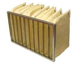 Systemair BFRO M5 Taschenfilter für Topvex SR-Geräte
