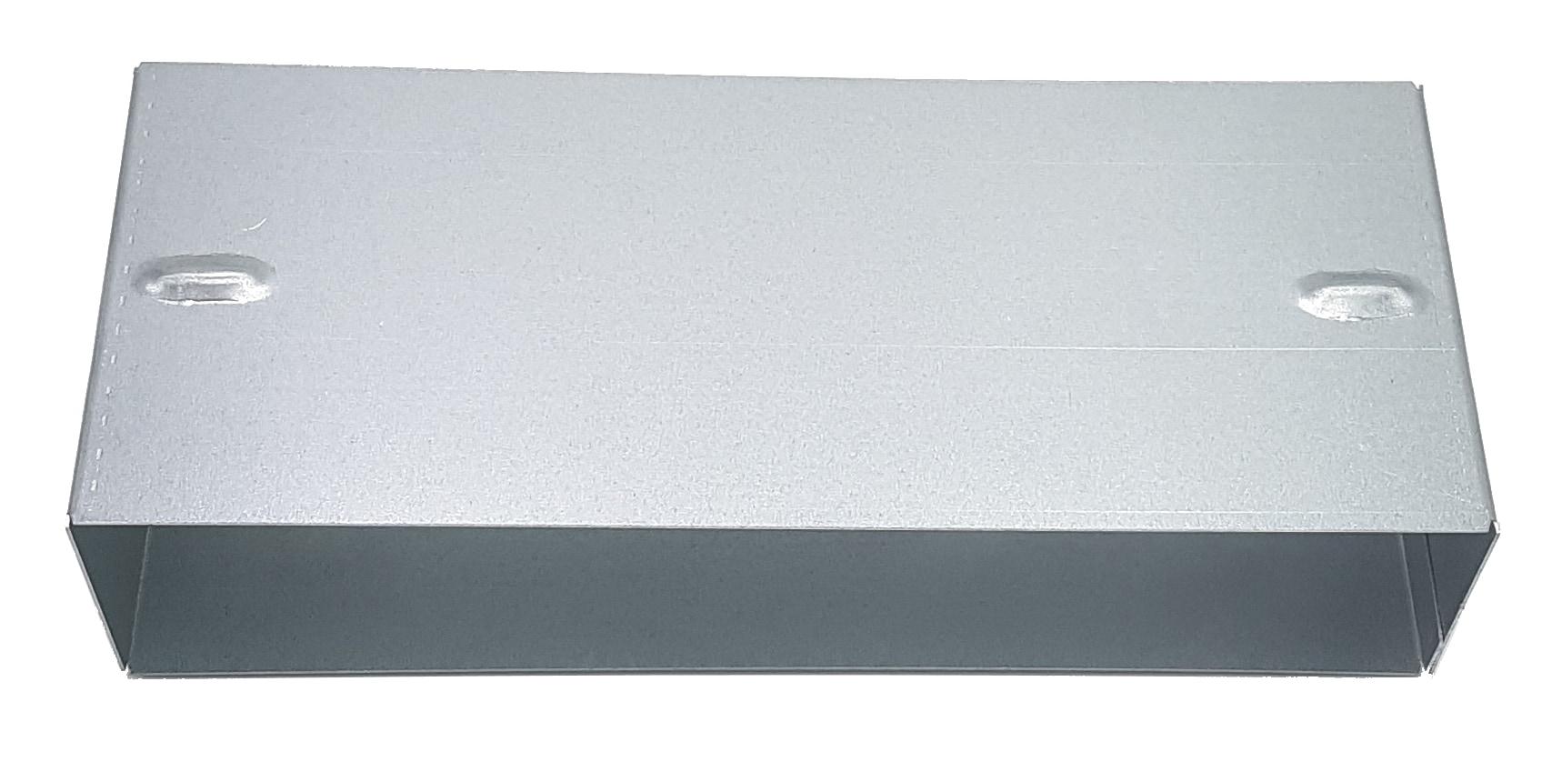 Flachkanalverbinder (Nippel) 300 mm